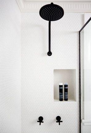 white on white penny-tile