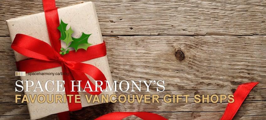 best Vancouver gift shops